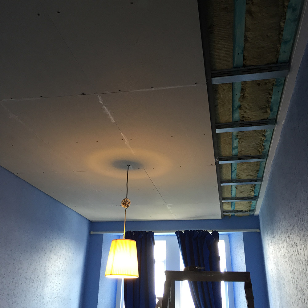 clevedon bedroom ceiling soundpoofing